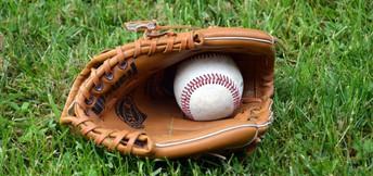 Baseball Gloves & Baseballs Needed
