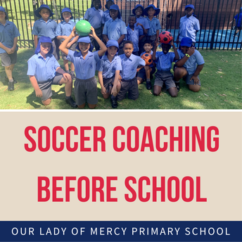 Monday 22 Feb: Soccer begins - places still available!
