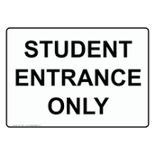 Student Door Entry & Inclement Weather Days