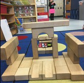 Can you say...kindergarten engineers!!!