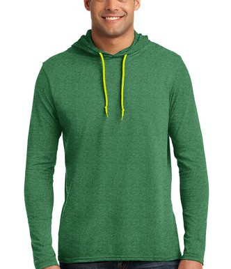 $20 LS Mens Hooded Tee