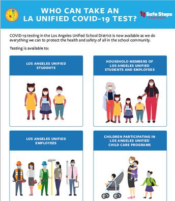 Free Covid Tests!