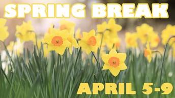 Easter/Spring Break