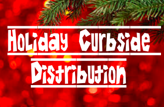 Holiday Curbside Distribution
