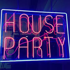 House Party Schedule for Friday, October 12