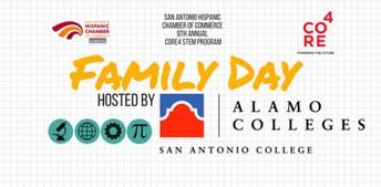 Core 4 STEM Family Day at San Antonio College