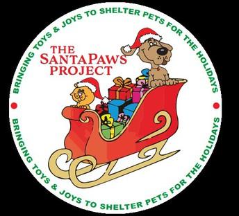 Santa Paws Project - Nov 18th - Dec 20th
