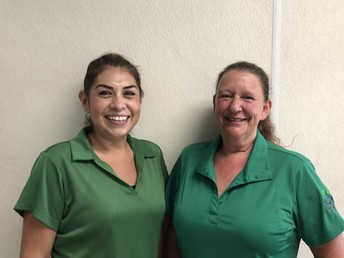 Rancho Lunch Team: Miss Lori & Miss Lorena
