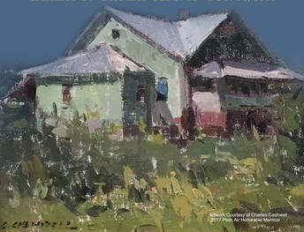 Fall Plein Air International Paint Out Exhibit: September 11 – October 14