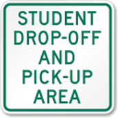 COIA Drop off, Pickup and Parking