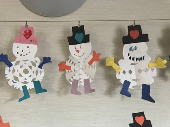 Snowflake Snowmen from 1S