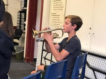 Beginning Band Class