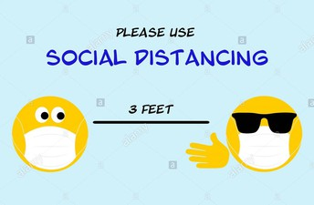 Is 3 feet of social distancing really safe?