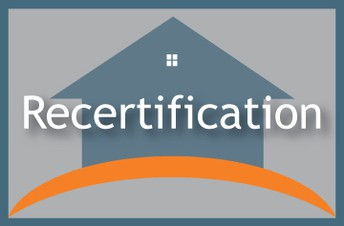 HOME Continues to Require Annual Recertification