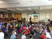 Preschool & Kindergarten having fun!