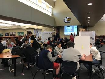 School Partnership with East High School