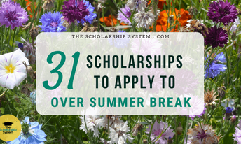 Check out this list of 31 summertime scholarships!