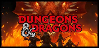 Dungeons and Dragons Every Monday 2:30pm to 4:30pm