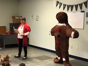 Gingerbread Man Performance