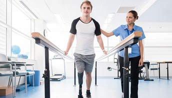 FEATURED CAREER OF THE WEEK:                                                      Physical Therapist