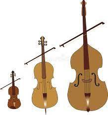 Familias de la orquesta