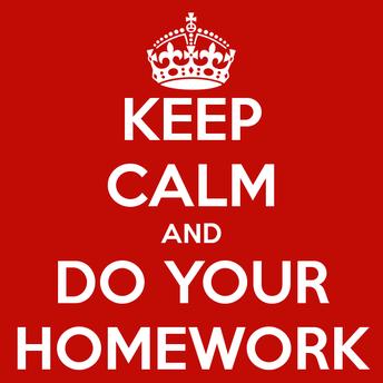 Thursday Morning Homework Club