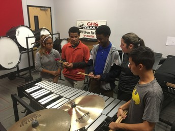 United Sound Band returns to GHS