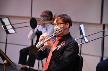 Band Club Brass