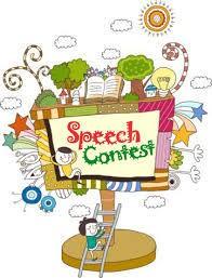 Annual 8th Grade Speech Contest 11/13/19