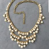 Frances Pearl Necklace