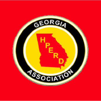 Georgia Association for Health, Physical Education, Recreation, and Dance icon