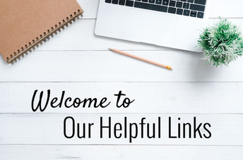 HELPFUL LINKS FOR PARENTS AND STUDENTS!