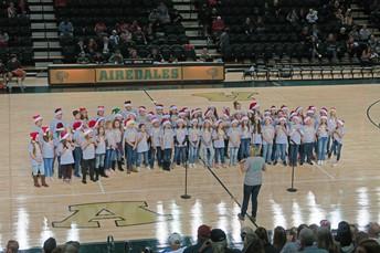 AIS Honor Choir