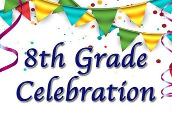 8th grade Celebration!