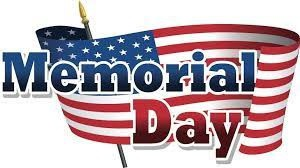 Memorial Day Holiday Weekend