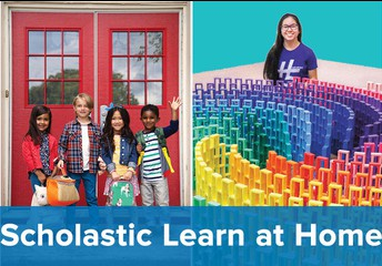 Scholastic Learn @ Home Resources