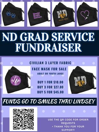 Grad Fundraiser