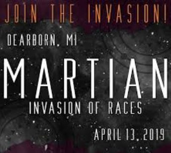 CALLING ALL MARTIANS!