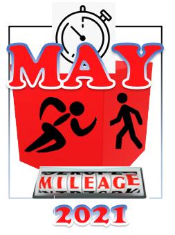 """May Mileage Starts May 1st! / El """"May Mileage"""" comienza el 1 de mayo"""
