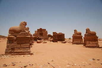 Discussion & Presentation About Ancient Nubia w/ Rita Freed