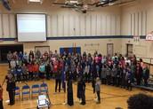 DMMS Choir