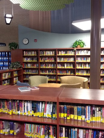 C. E. McCall Middle School and Montoursville Area High School Libraries