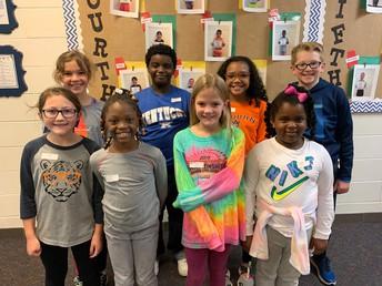 Fourth Grade Leaders