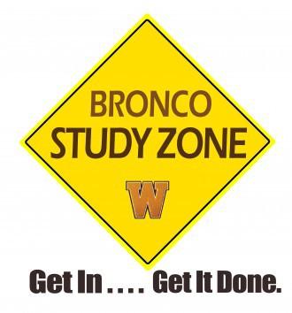 Bronco Study Zone!