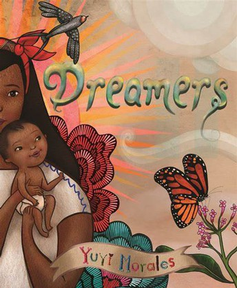 """""""Someday we will become something we haven't even yet imagined"""" Yuyi Morales"""