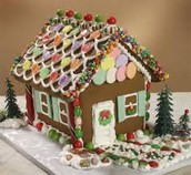 Gingerbread House Math Projects
