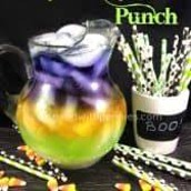 Make Trick or Treat Punch