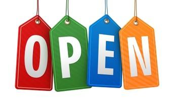 Uniform Shop Open