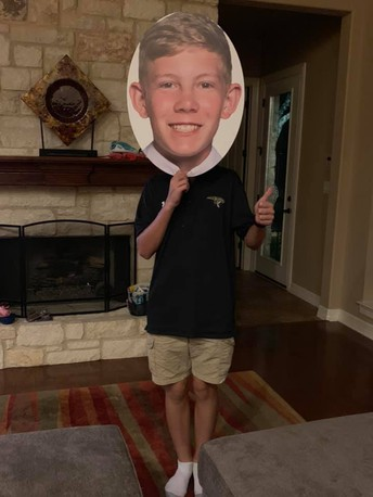 Want To Make A Sign Or Big Head To Cheer On Students As They Head To Competition?