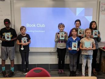 Book Club - Reading Enrichment